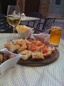 aperitivi