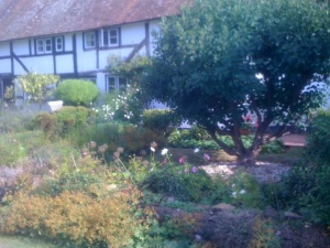A particularly pretty English Country Garden
