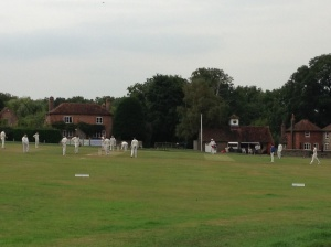 Cricket on the Village Green