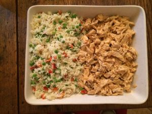 Coronation Chicken (my version)