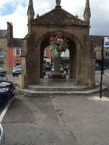 The Square in Beaminster