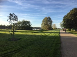 path round lake