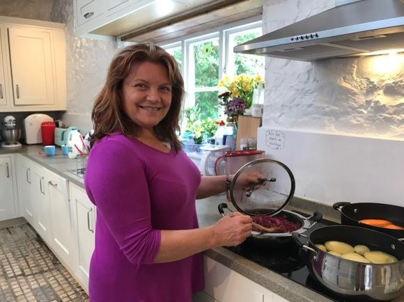 Debbie in the Kitchen