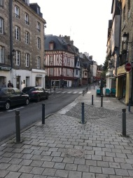 The Streets of Vannes