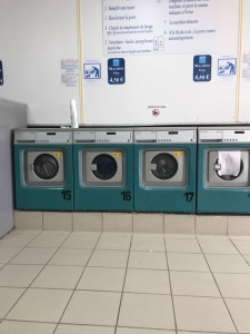 laundrette again
