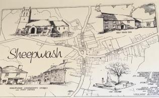 map sheepwash