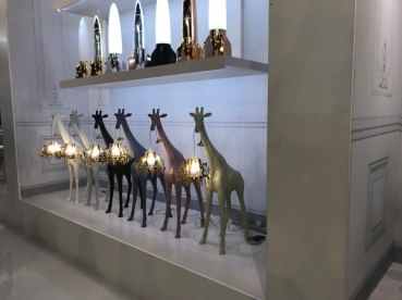 giraffe lamps